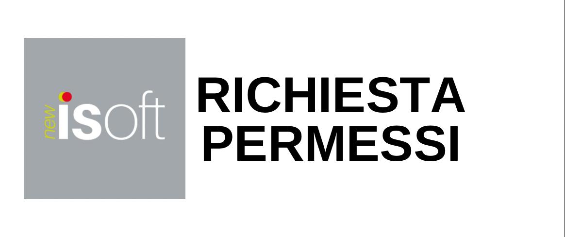 iSoft Richieste permessi personale
