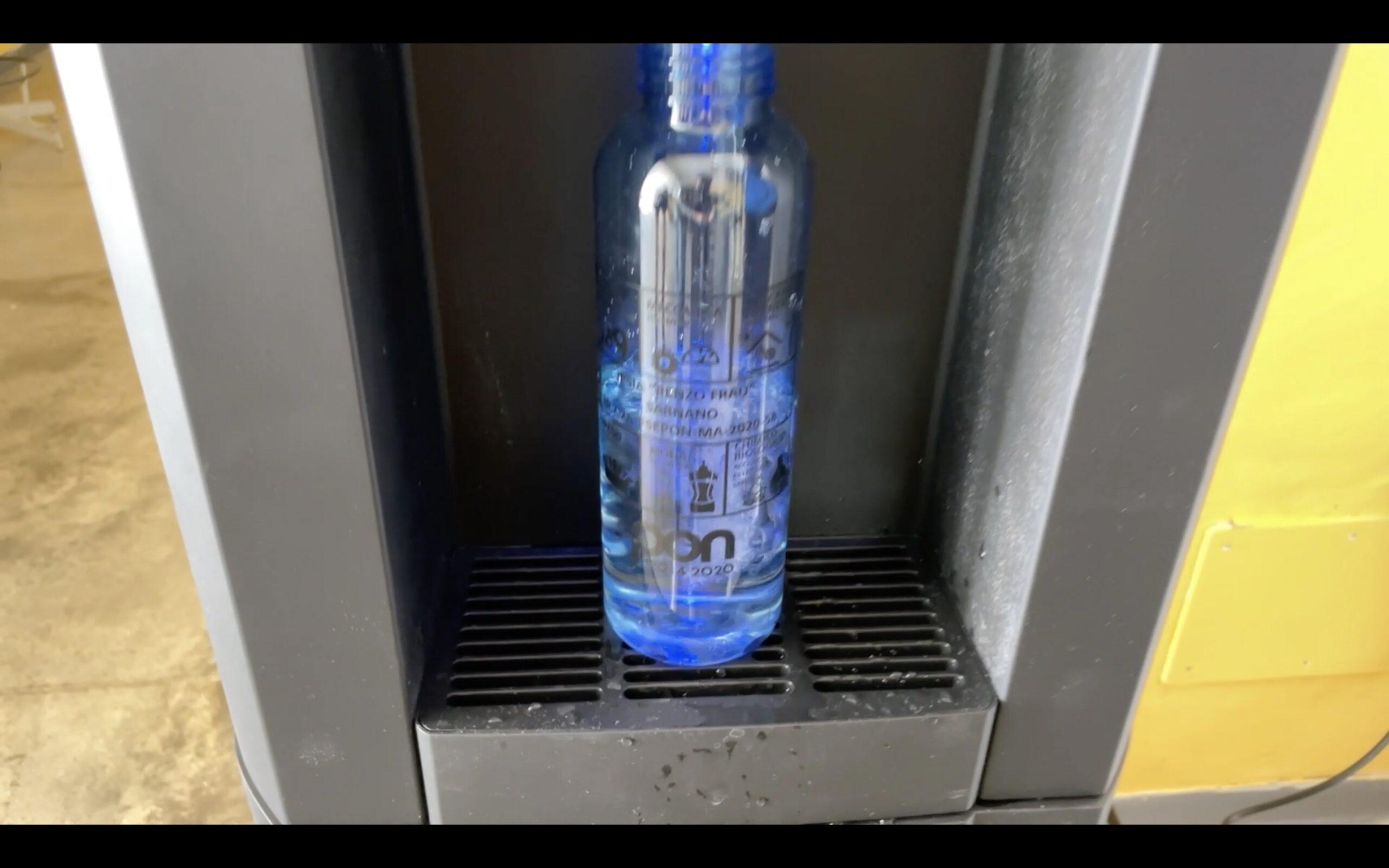 IPSIA Frau plastic-free: arrivano borracce e un distributore d'acqua
